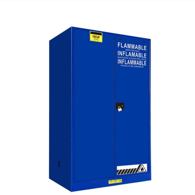 Corrosive Safety Cabinet - Blue Acid and Corrosive Safety Cabinet