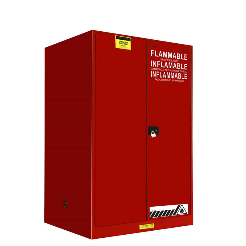 Combustible Safety Cabinet - Red Safety Cabinet