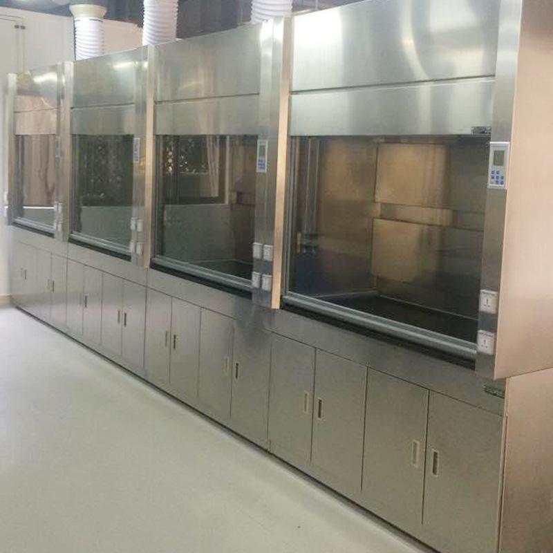304 Stainless Steel Fume Hood Laboratory Fume Cupboard
