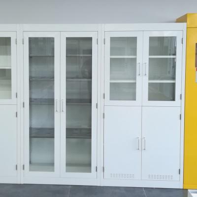 Steel Medicine Storage Cabinet Reagent Cabinet