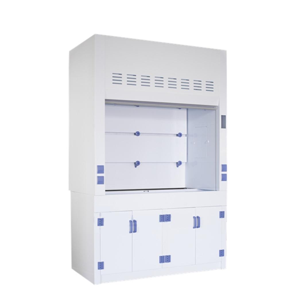 Polypropylene Laboratory Fume Cupboard Anti-Corrosion PP Fume hood