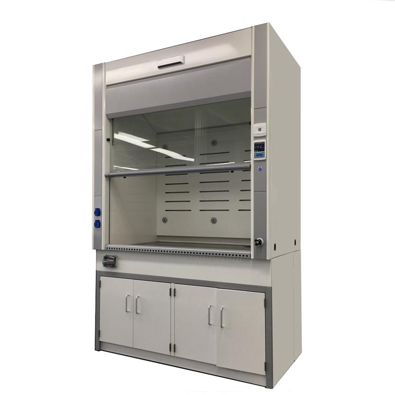 Steel Fume Hood, Laboratory Fume Cupboard