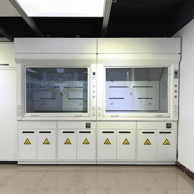 Laboratory Fume Cupboard  Steel Fume Hood