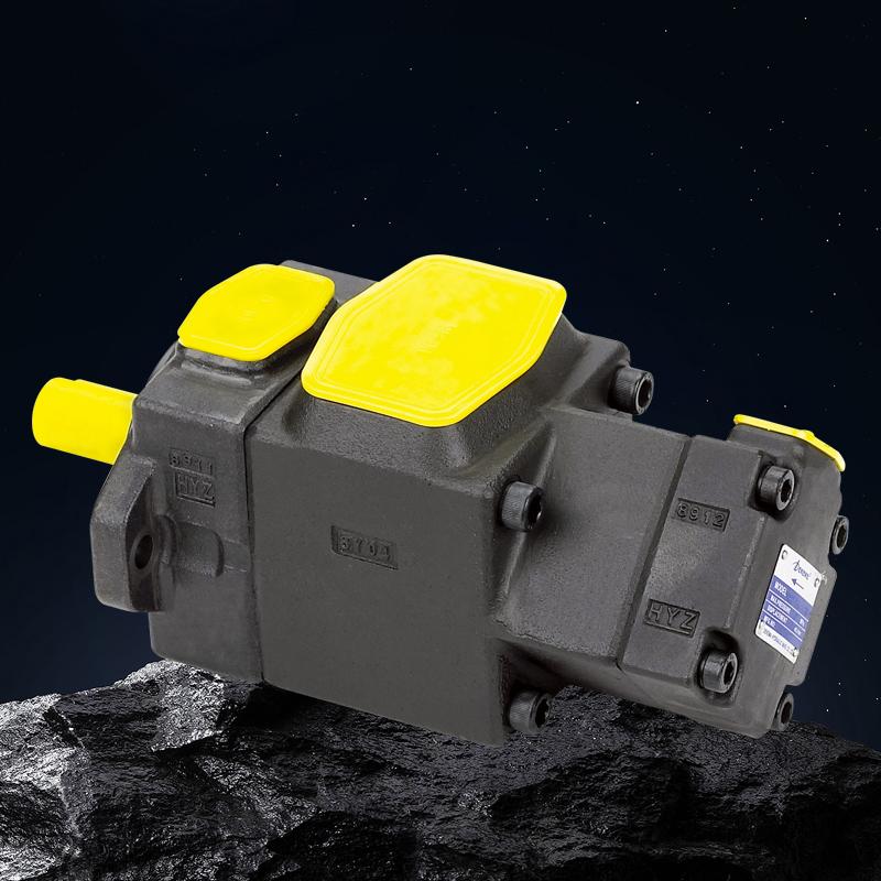 PV2R双联高压定量叶片泵