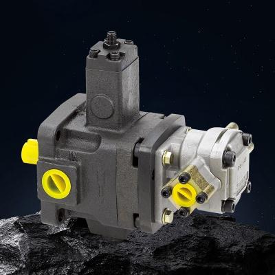 VP+GPY变量叶片泵+齿轮泵
