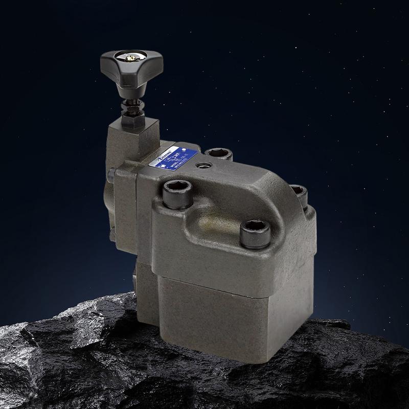德克玛MCAG系列背压阀、BUCG-06B/C/H板式节能卸荷溢流阀
