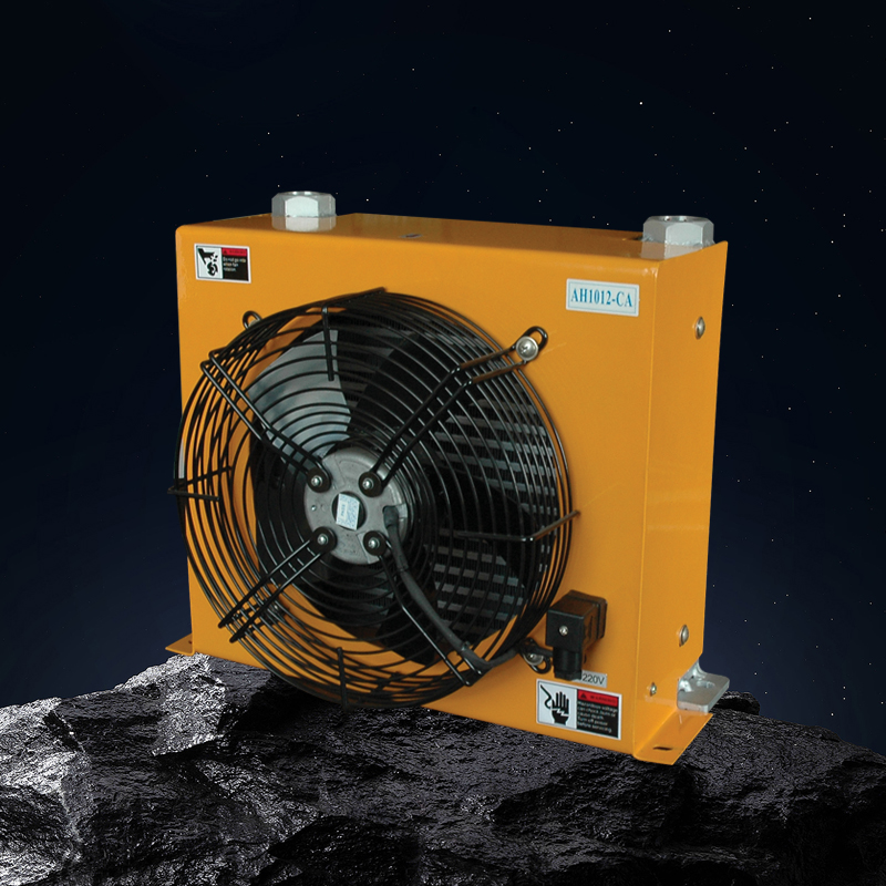 AH系列铝合金高压冷却器