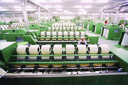 碳纤维材料在纺织机械中的几种应用形式