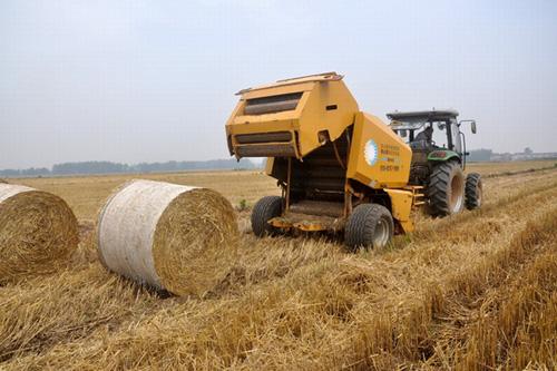 安徽省农作物秸秆产业化利用实施方案