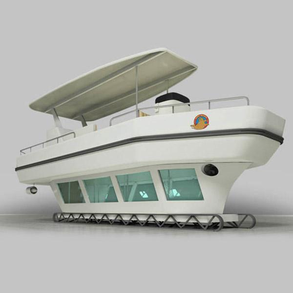 水下观光船