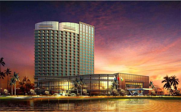 綜合性大型酒店賓館類主要客戶