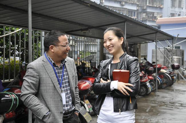 新華通訊社中央新聞采訪中心來我公司專題新聞采訪