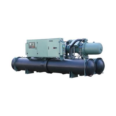 螺杆式高效水地源热泵机组