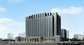 山东省煤田地质局部分事业单位综合业办公大楼