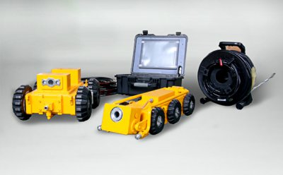 管道施工智能机器人