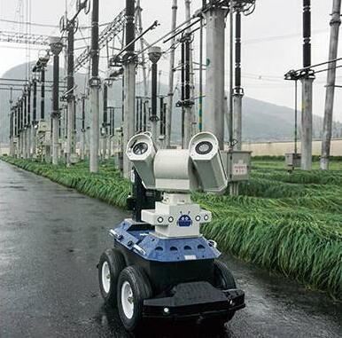 变电站智能巡检机器人