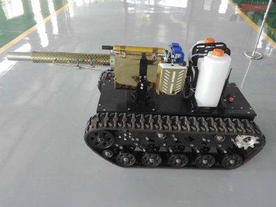 智能防疫消毒机器人