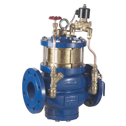 KVM43X过滤活塞式水力电磁阀