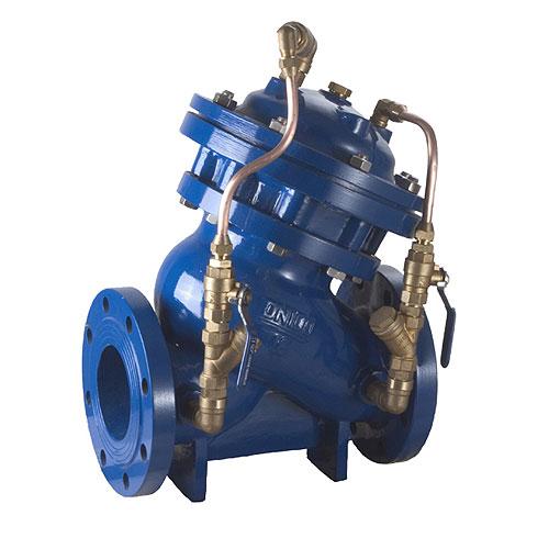 KVH745X多功能水泵控制阀