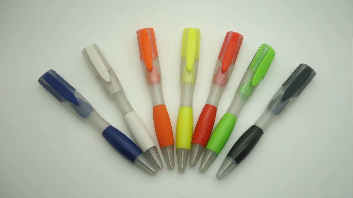 Plastic usb pen