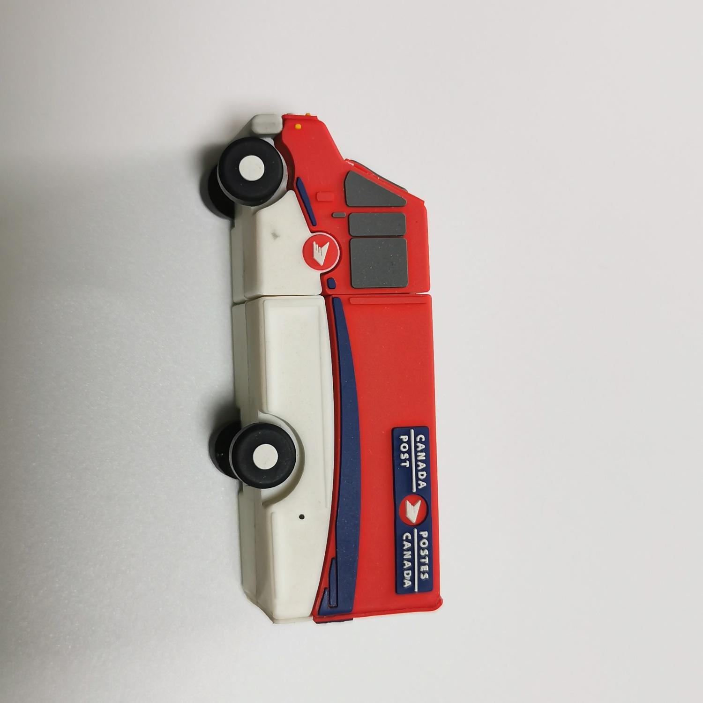 PVC  CAR USB