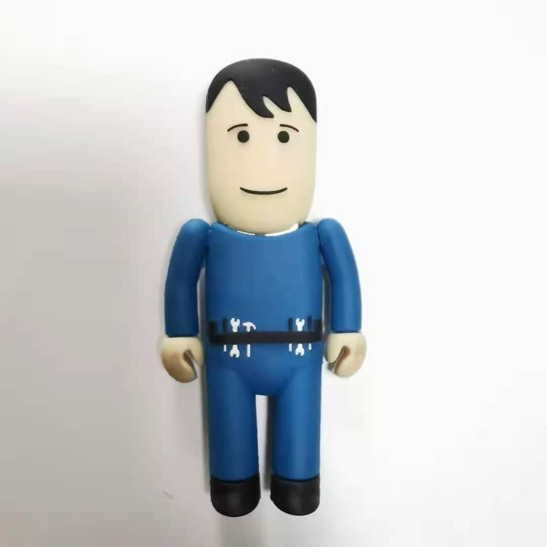 PVC MAN USB