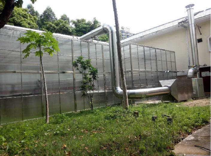 桂城南区雨水泵站和污水东调压力泵站除臭项目