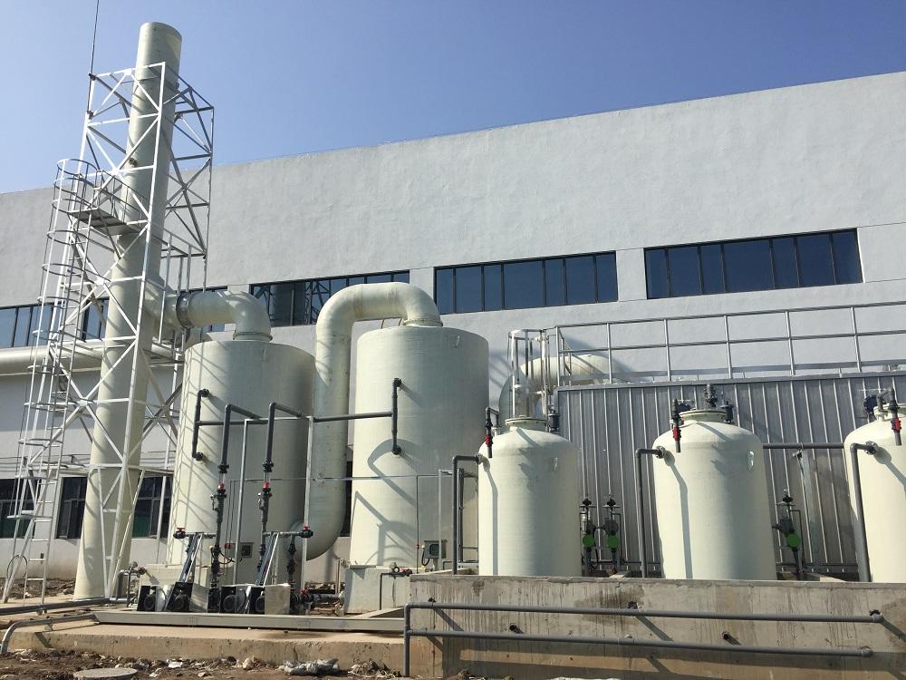 宁波市厨余垃圾处理厂污水处理和除臭系统设备项目