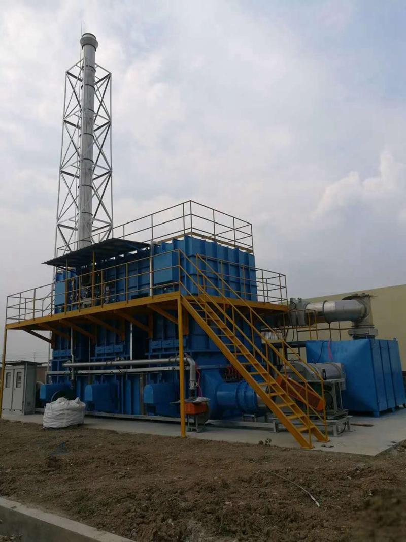 聚合福化-RTO设备