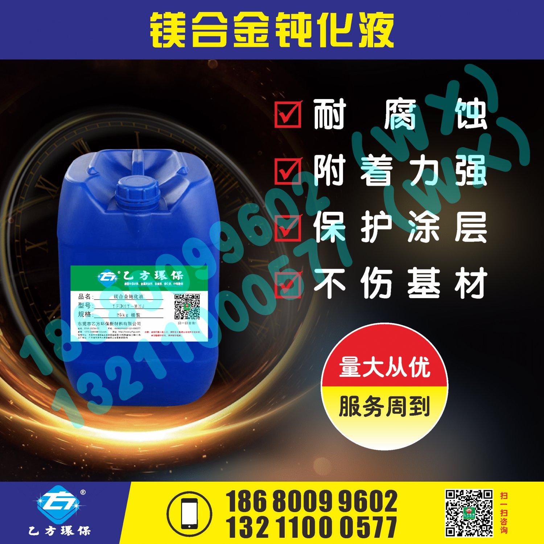 镁合金钝化液