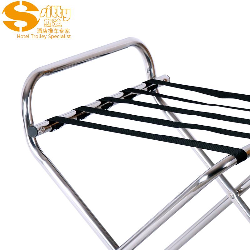 3350不锈钢行李椅