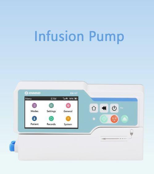 输液泵新产品市场潜力大