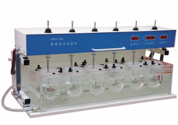 RC-8G溶出度测试仪
