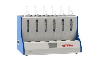 ZNZL-6000C智能一体化蒸馏仪