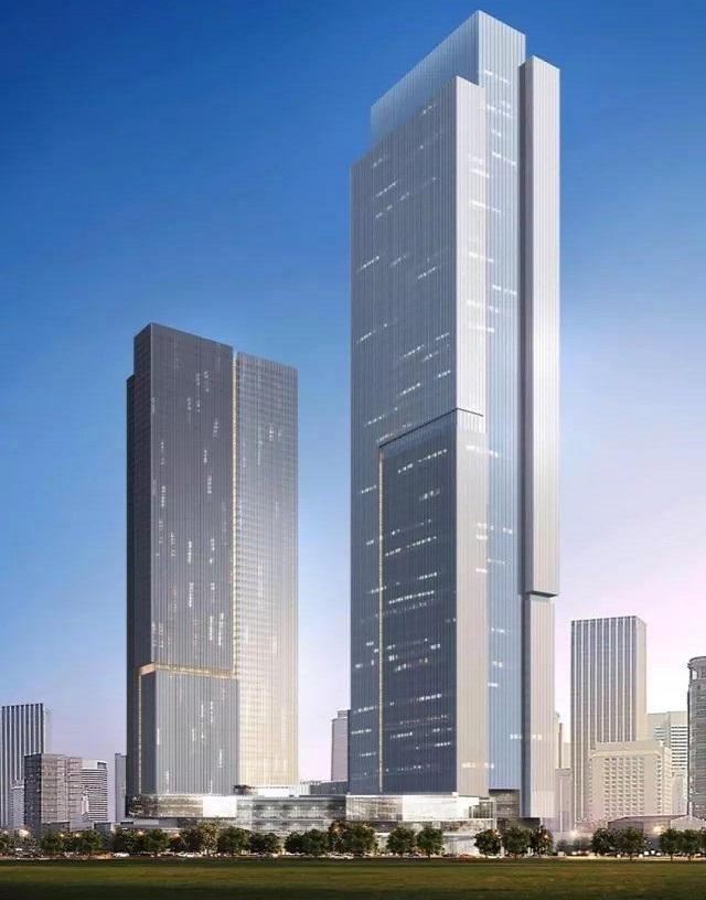 天津平泰大厦项目