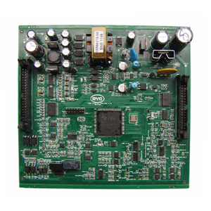Chemical Composition Testing Device-Board