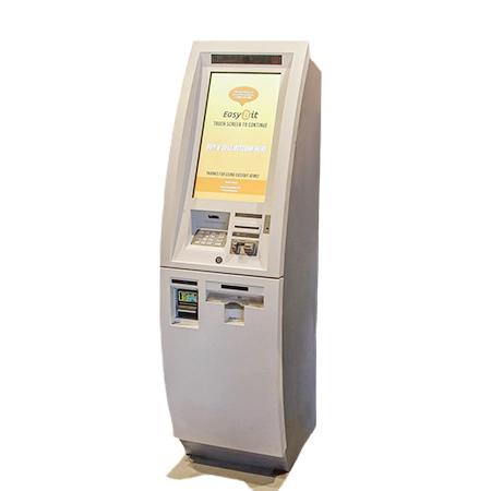 Bitcoin ATM kiosk