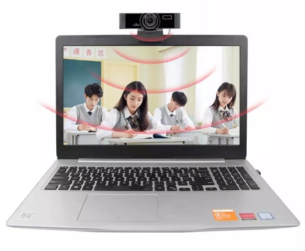 1080P Ultra-Wide Field USB Camera Conferencing Webcam HZ-J1702CS