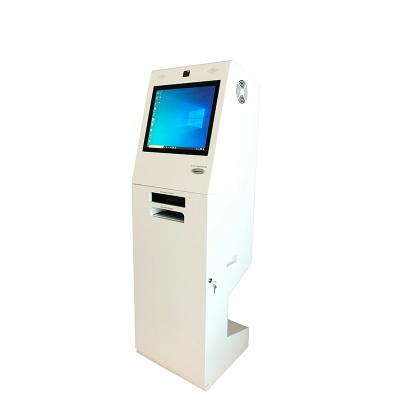 A4 Printing and Document Scanning Kiosk
