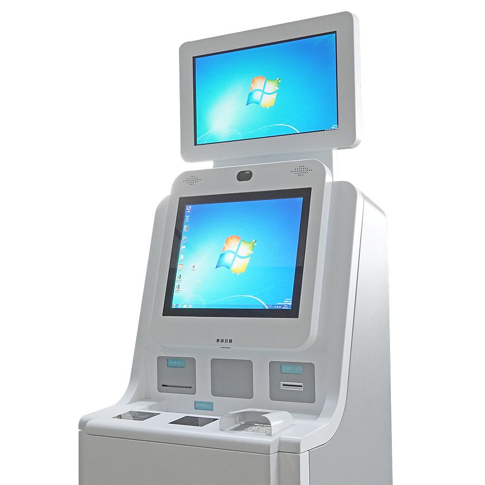 Hospital Registration Kiosk