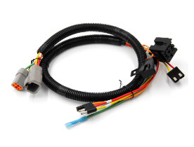 Custom Automotive Wire Harness, Bus Cable Assembly