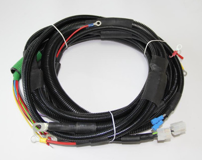 Custom Made Motorcycle Control Cable, Motorcycle Wire Harness