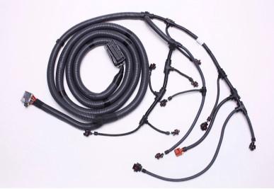 Customized Car Motor assembly, Motor harness
