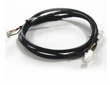 Custom JST Molex AMP connectors cable assembly