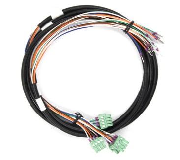 Terminals block Machine Wire Harness