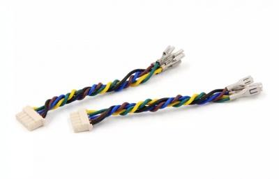 Custom Twist Wire Harness Assembly