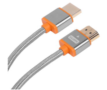 Ultra slim HDMI Cable thin HDMI cable 3D 4K V2.0 OD3.8-4.3mm