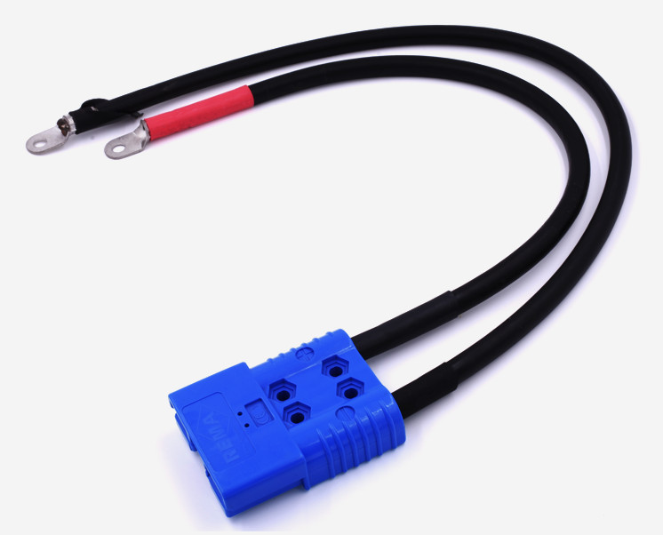 Quick Connect Power Connector Fork Lift Charge Cable Forklift Battery Cable