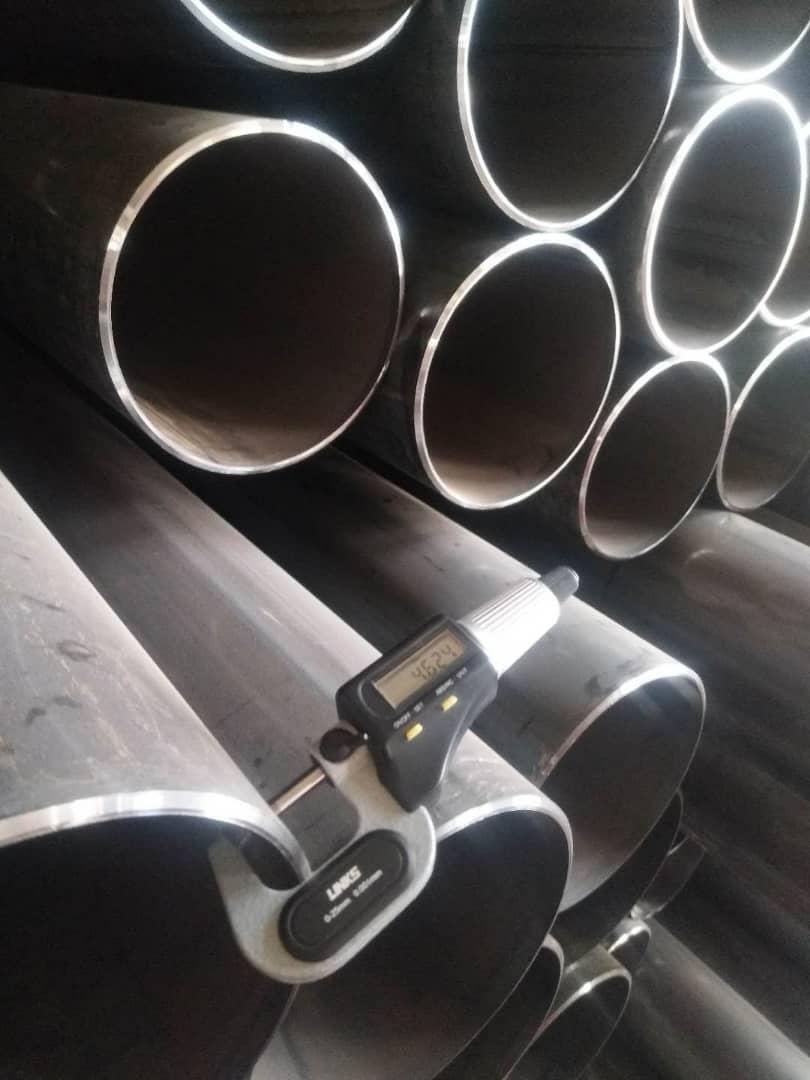 3780 meters ERW pipe