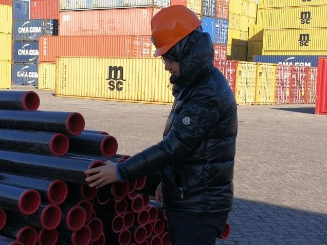 15000 meters SMLS pipe